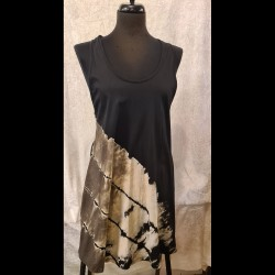 Batik klänning i Medium