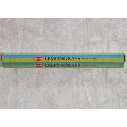 Hem Lemongrass rökelsestickor