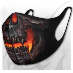 Munskydd Skull lava