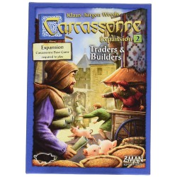 Carcassonne Exp:2 Traders...