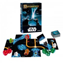 Carcassonne: Star wars...