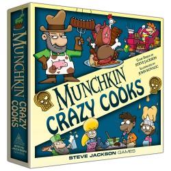 Munchkin Crazy Cook
