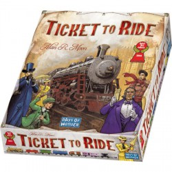 Ticket to Ride (swe)