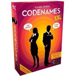 CODENAMES XXL (SWE.)