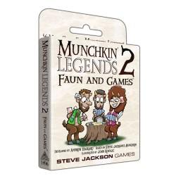 Munchkin Legends 2: Faun...
