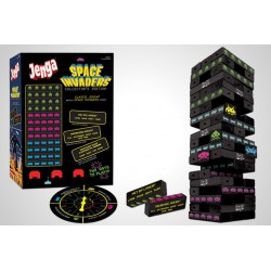 Jenga: Space Invaders...