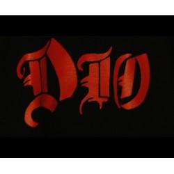 """Dio """"Logga"""" T-shirt"""