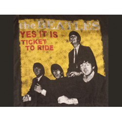 Beatles - Yes it is ticket...
