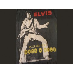 Elvis - King of Rock n roll...