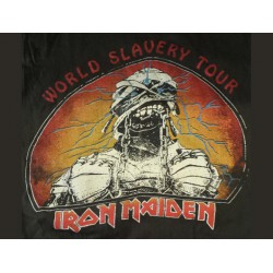 Iron maiden - World slavery...