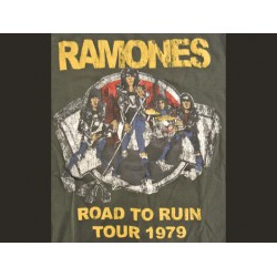 Ramones - Road to ruin tour...