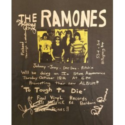 Ramones - To tough to die...