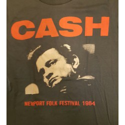 Johnny Cash - Newport folk...