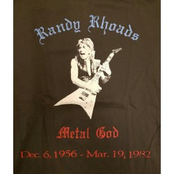 Randy Rhoades - Metal God...