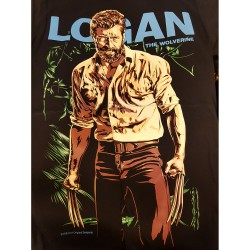 "Logan ""The Wolverine"" T-shirt"