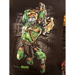 Gladiator Hulk T-shirt