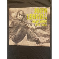 "John Lennon ""New York"" T-shirt"