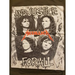 Metallica And justice for...