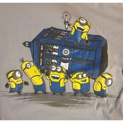 "Minioner ""Dr Who Tardis""..."