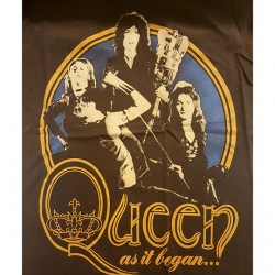"Queen ""As it began"" T-shirt"
