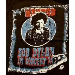 "Bob Dylan ""Wanted in..."