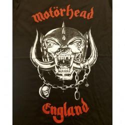 """Motörhead """"England"""" T-shirt"""