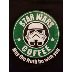 "Star wars ""Coffee"" T-shirt"