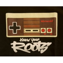 Know your roots 8bit T-shirt