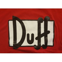 "Duff ""The Simpsons"" T-shirt"