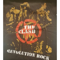 "The Clash ""Revolution rock""..."