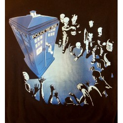 "Dr. WHO ""Tardis"" T-shirt"