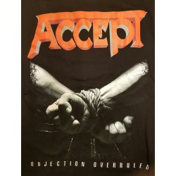 "Accept ""Objection overruled"""
