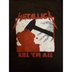 "Metallica ""Kill em All""..."