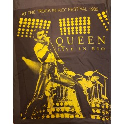"Queen ""Live in Rio"" T-shirt"