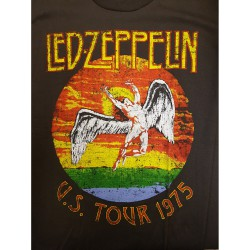"Led Zeppelin ""US Tour 1975"""