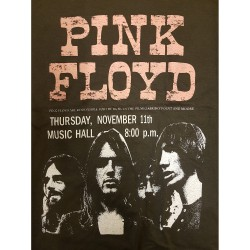 "Pink Floyd ""Music Hall"""