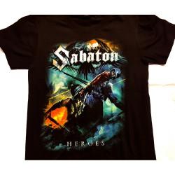 "Sabaton ""Heroes"" T-shirt"