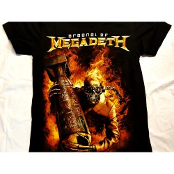 "Megadeth ""Arsenal of"""