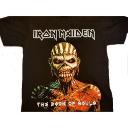 "Iron maiden ""The Book of..."