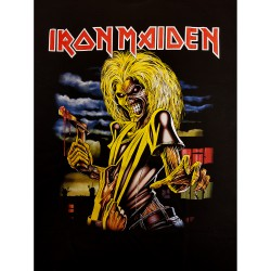 "Iron Maiden ""Killers"""