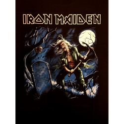 "Iron Maiden ""Here lies a..."