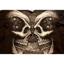 Twin Skull T-shirt