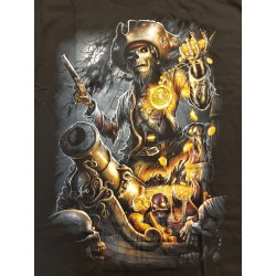 Skeleton Pirate T-shirt