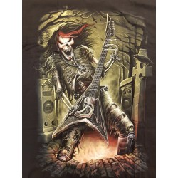 Skeleton rocker T-shirt