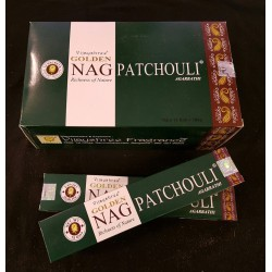 Golden nag PATCHOULI...