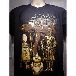 Star Wars Droids T-shirt