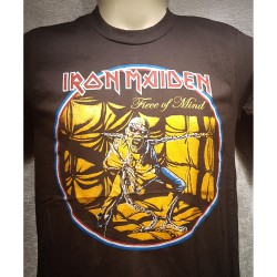 "Iron Maiden ""Piece of Mind""..."