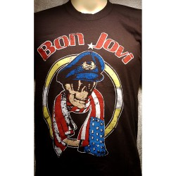 "Bon Jovi ""We came we saw""..."