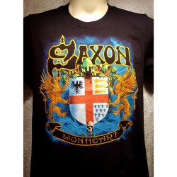 "Saxon ""Lion Heart"""