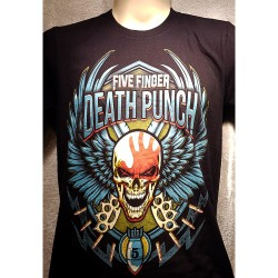 Five Finger Death Punch...